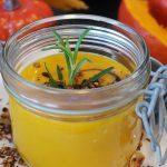Cremige Kürbissuppe mit Ingwer – einfaches Rezept zum Nachkochen