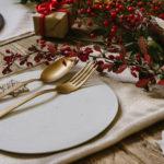 Weihnachtliche Tischdeko: Mit einfachen Ideen festlich schmücken