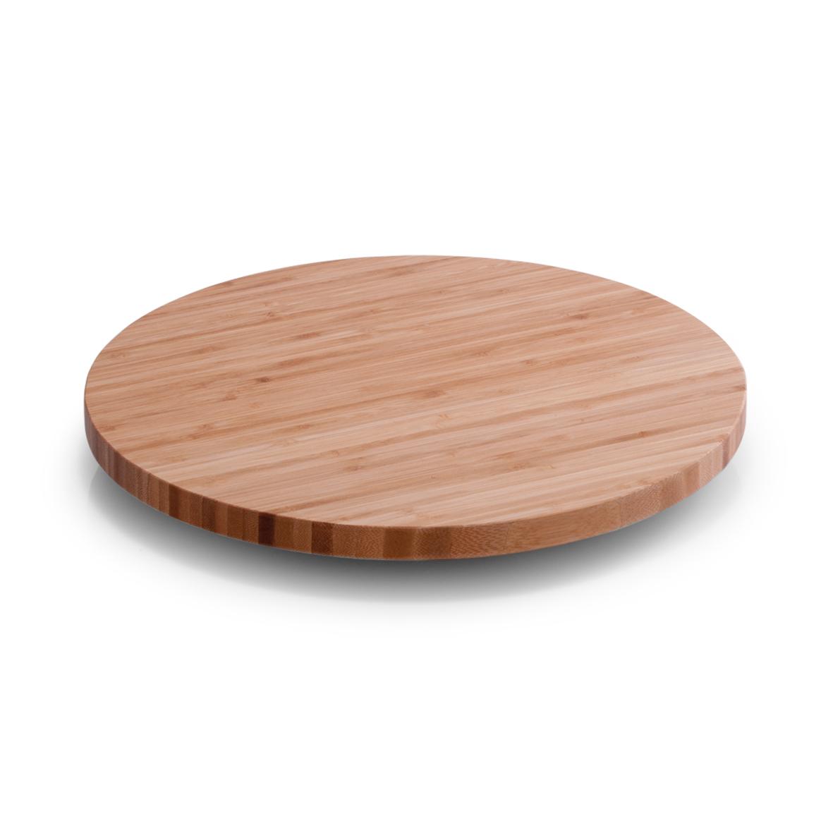 Drehkabinett, Bamboo (Ø 35x3,7 cm)