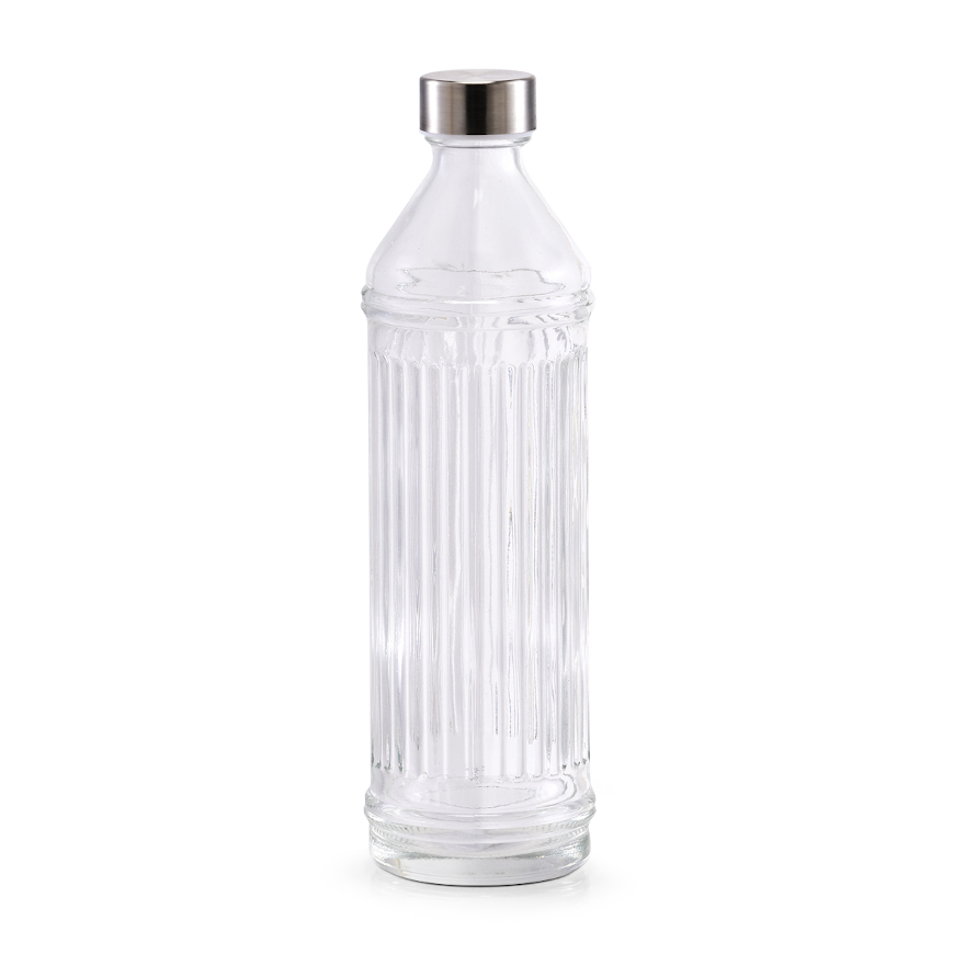 Glasflasche, 970 ml