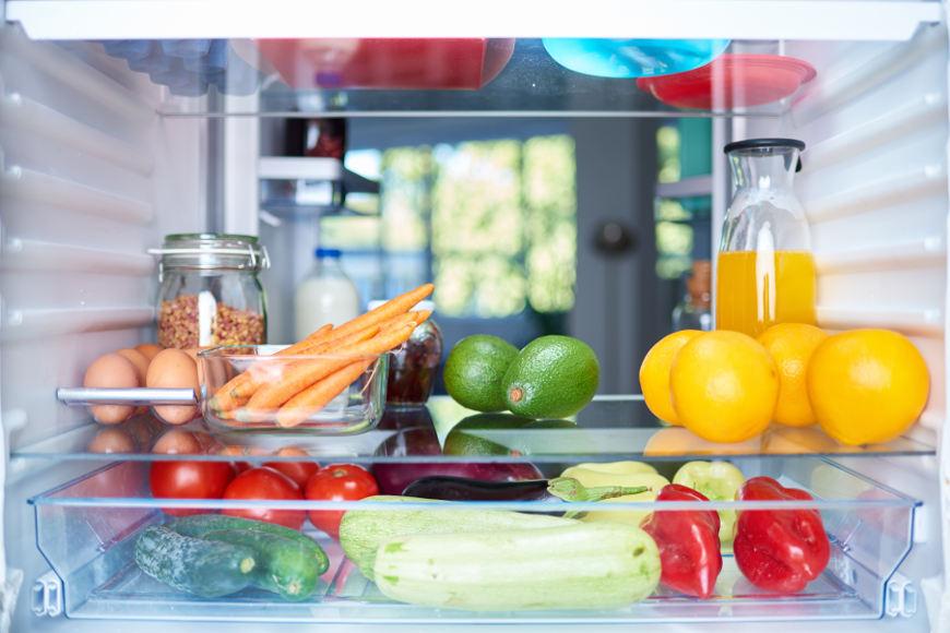 Kühlschrank richtig einräumen Tipps