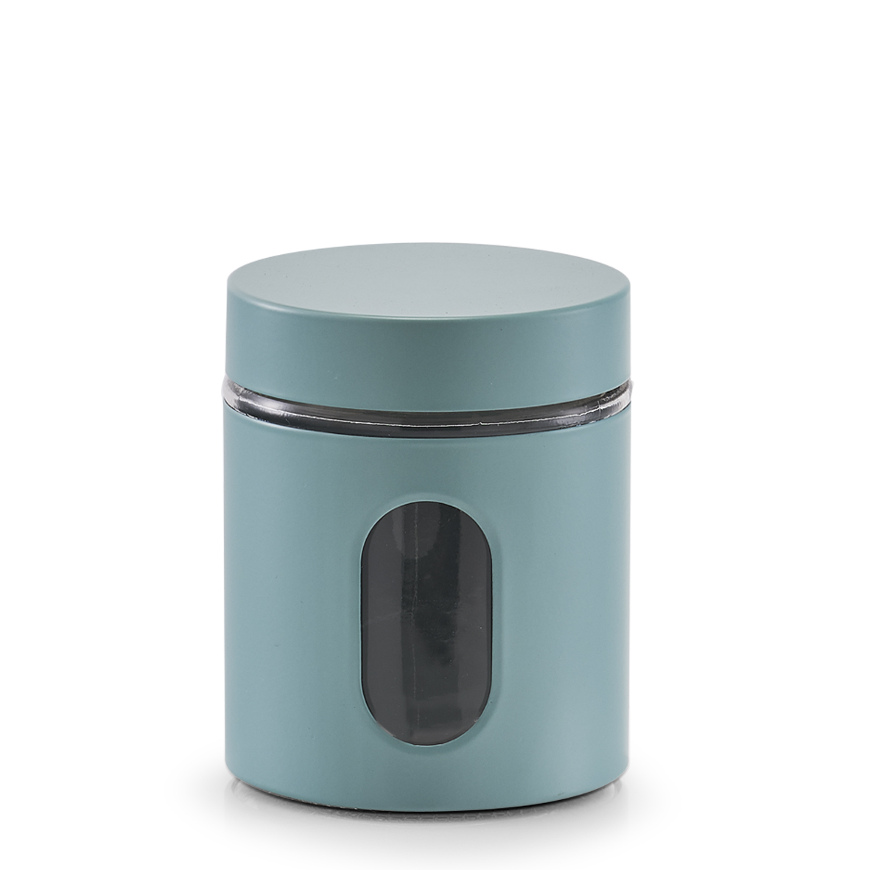 Vorratsglas, 600 ml, eukalyptus