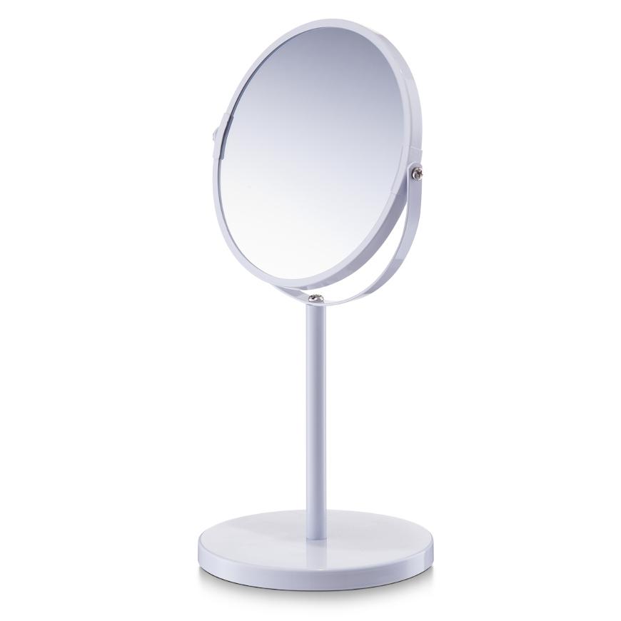 Kosmetikspiegel, 1x/3x, weiß