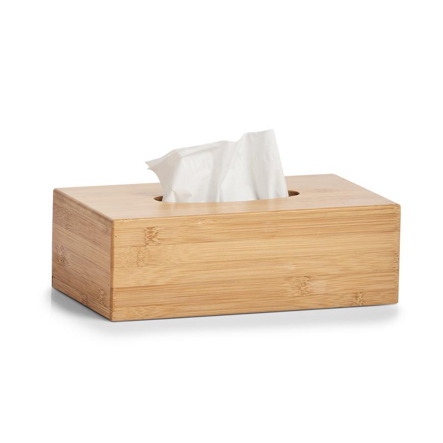 Kosmetiktücher-Box, Bamboo