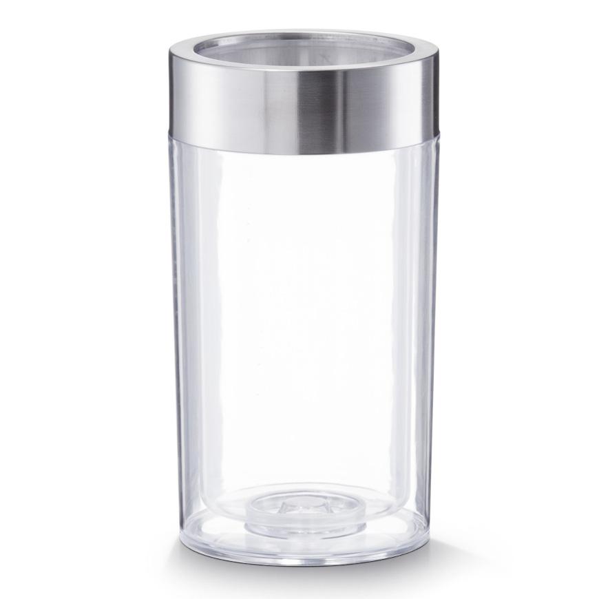 Weinkühler, Kunststoff/Edelstahl